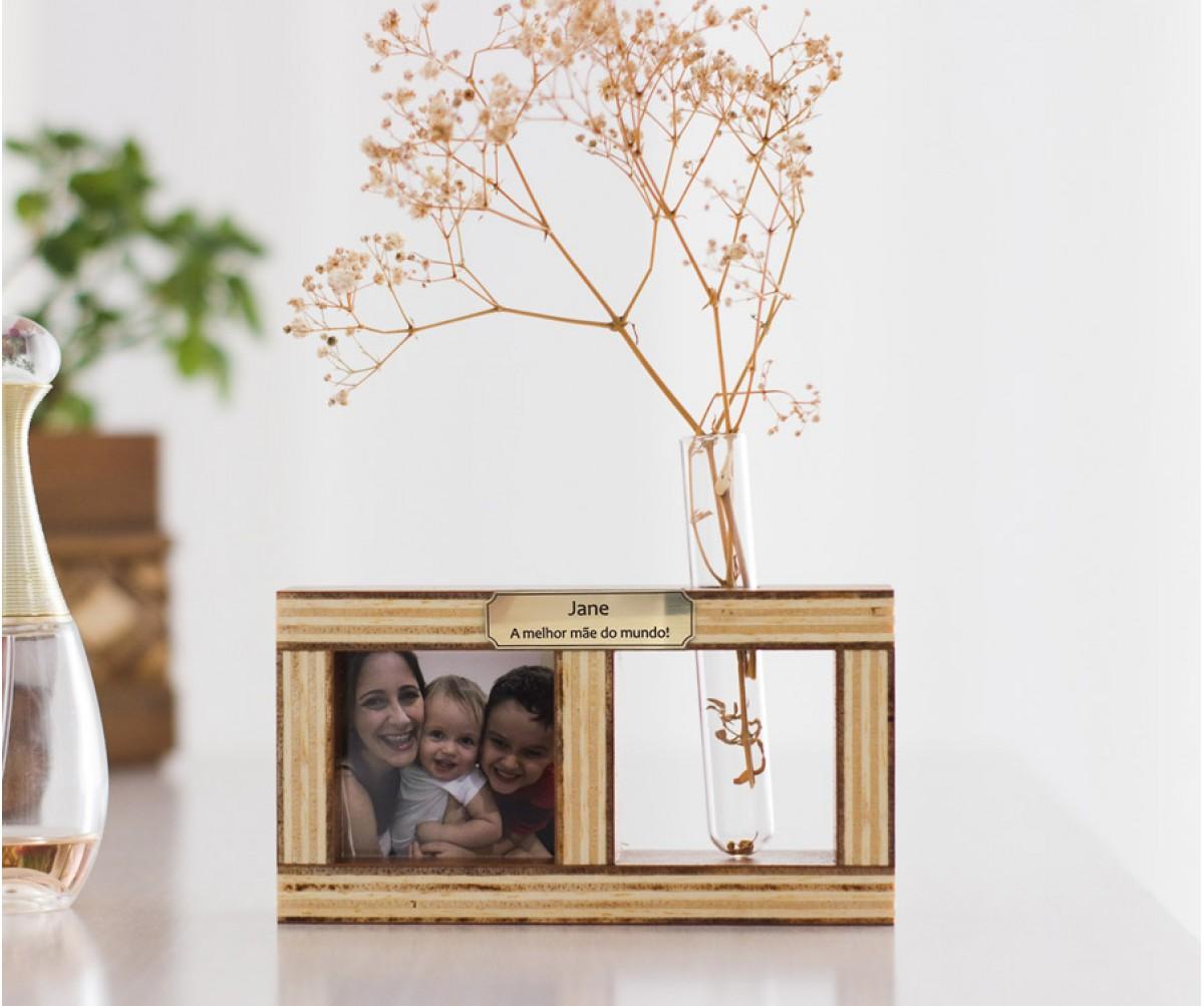 Porta retrato dia das mães